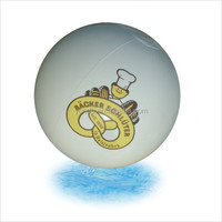Promotional free phthalate pvc inflatable beach ball