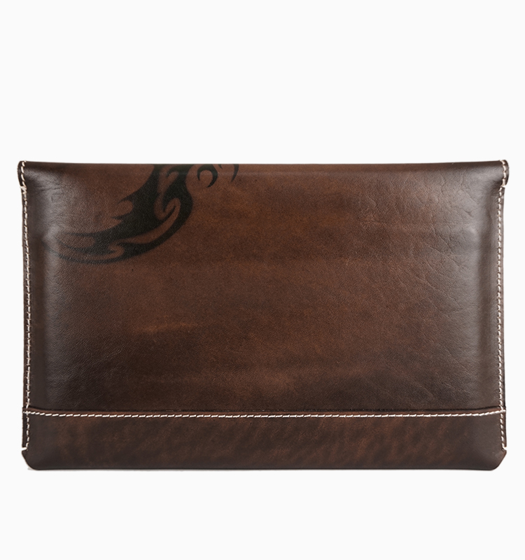 Top-quality Genuine Leather Sleeve for iPad/Laptop