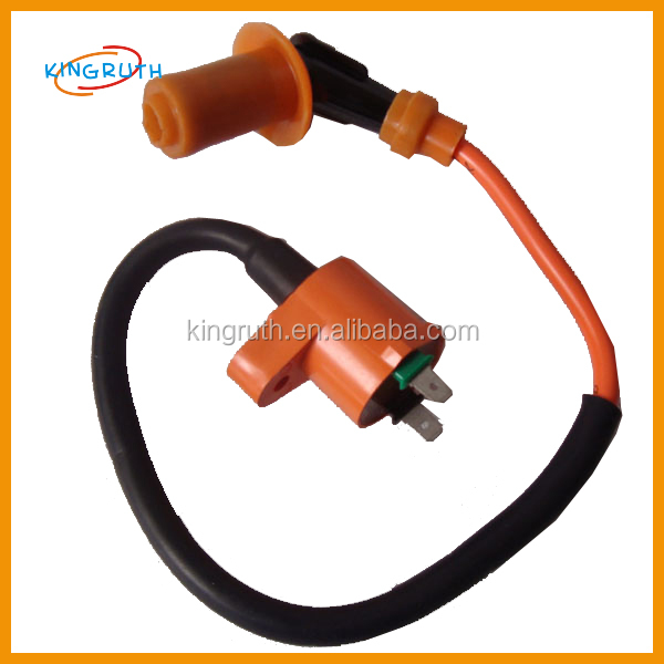 KingRuth Scooter Performance Racing Ignition Coil + Spark Plug + CDI gy6 150cc engine