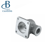 Machine Part Stainless Steel Sand Casting Silica Sol precision investment casting