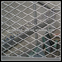 high quality galvanized expanded metal mesh scaffolding deck anping factory