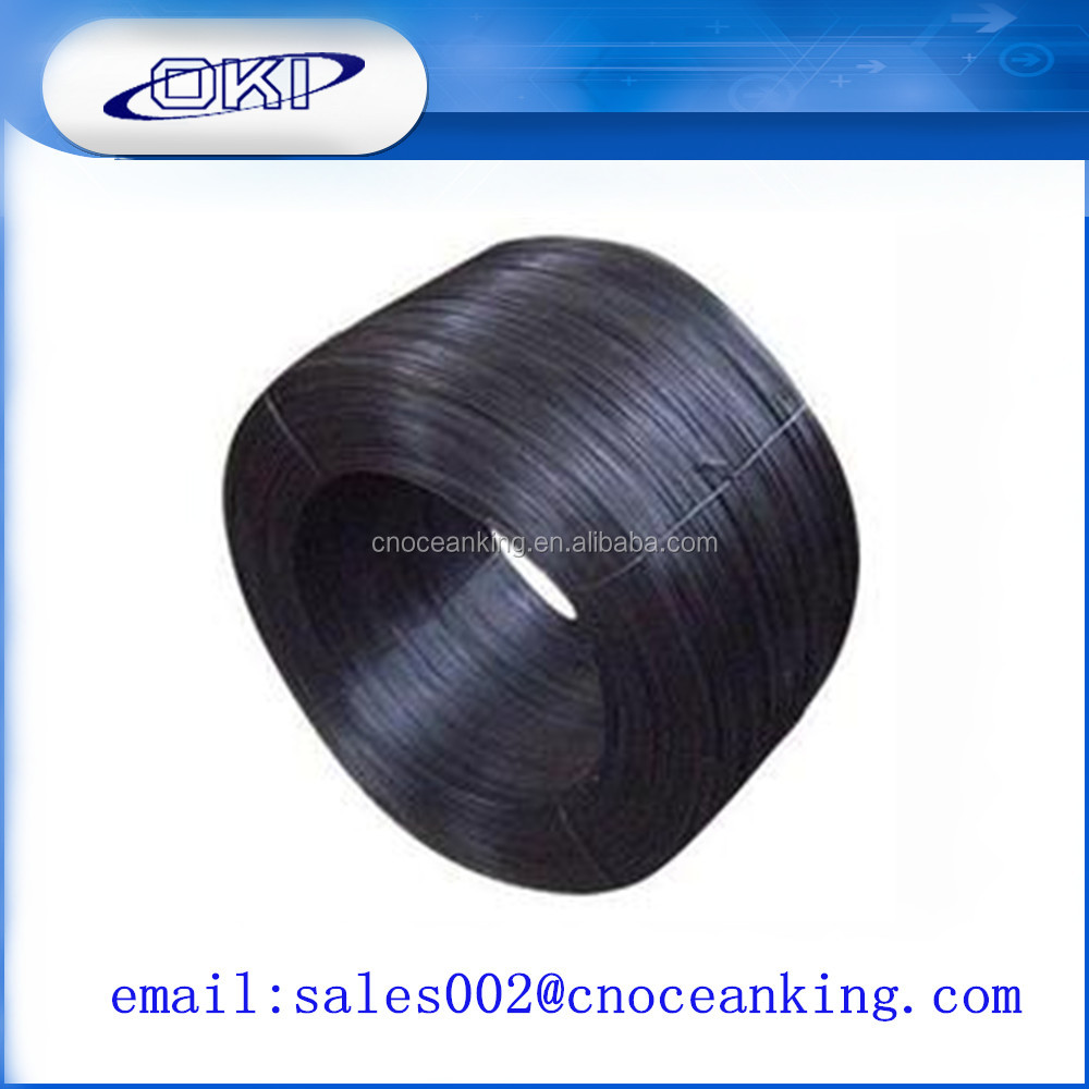 low price building binding wire black annealed iron wire