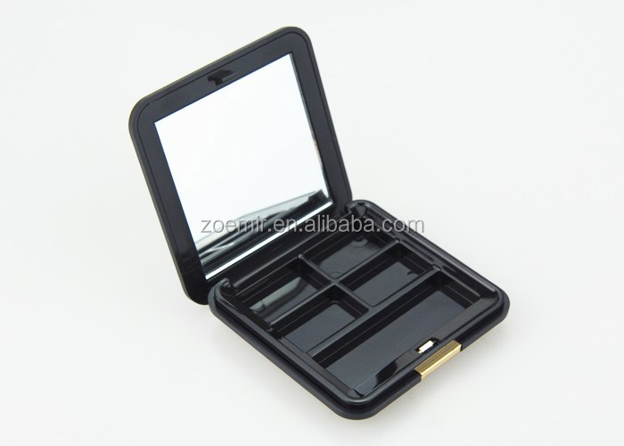 Custom Made Mini Empty Cheap Makeup Eyeshadow Palettes