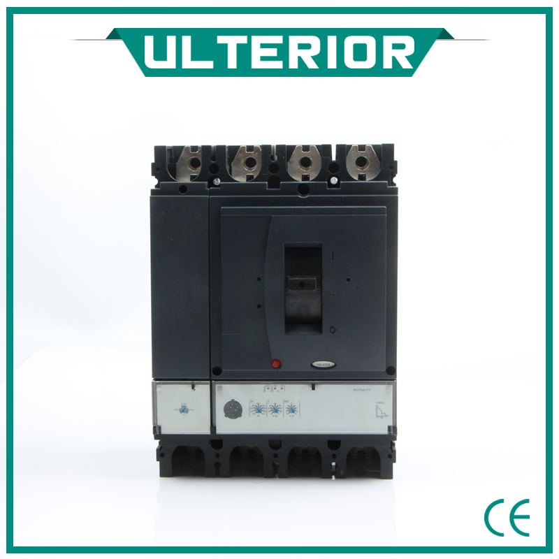 ULTERIOR High Quality Wholesale DC Changeover Switch Circuit Breaker MCCB