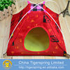 Simple comfortable pop up cat house tent