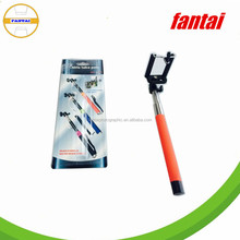 Mini Flexible Extendable Hand Held Monopod Selfie Stick