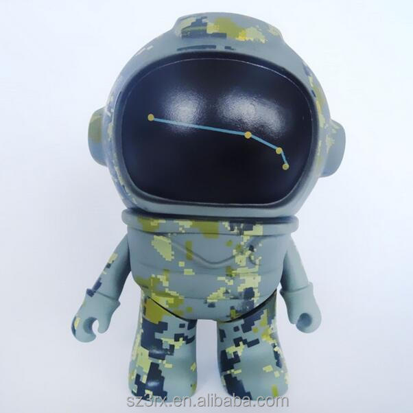 OEM design creative start vinyl toy/pvc vinyl aliens toy for kids/custom design creative pvc vinyl toy with aliens style