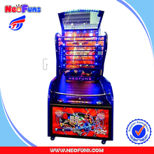 2016 New High Quality Electronic Simulator Shooting Hoops Indoor Sports Basketball Game Machine