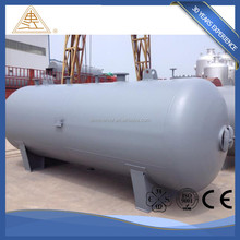 2016 Hot Selling industrial gas tank with asme standard