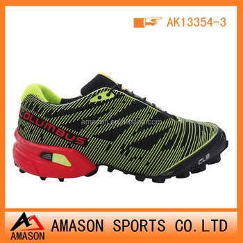 colorful durable lastest design wholesale light running shoes