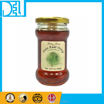 Israel Kosher Original Ella Hills Pure Avocado Honey