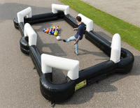 Inflatable Soccer Billiards/ Soccer Pool Inflatable/ Inflatable Soccer Field