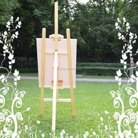 china gifts and crafts Wood Material and Painting Easel