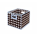 New Desgin Good Quality Exquisite Cube Stackable Foldable storage bin