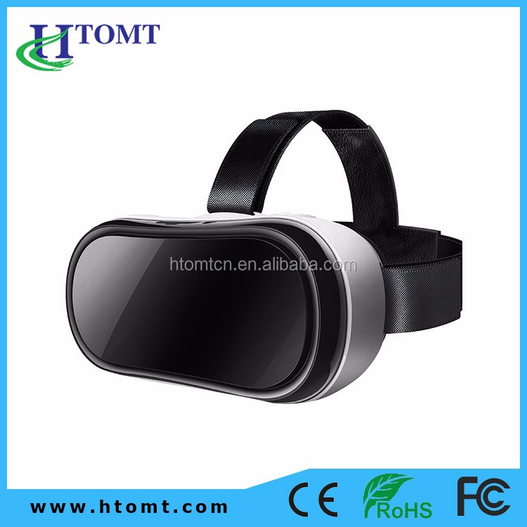 VR BOX 3D Vr Glasses Virtual Reality Headset For Watching Movies, Games Made In China
