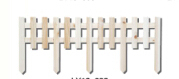 best seller and high quality wood fence