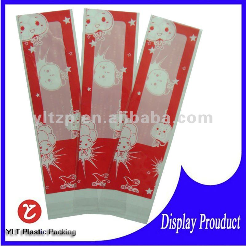 plastic bag for small spoon 600g