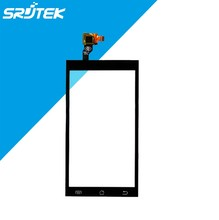 4.5'' Black For JY G3T Touch Screen G3s G3c Digitizer Replacement For JIAYU G3 G3S Touch Panel Glass Sensors Parts