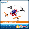 4 Channel rc quadcopter intruder ufo