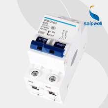 SAIP/SAIPWELL DC IP65 Electrical 250/440V acb Air Circuit Breaker for Distribution Enclosures