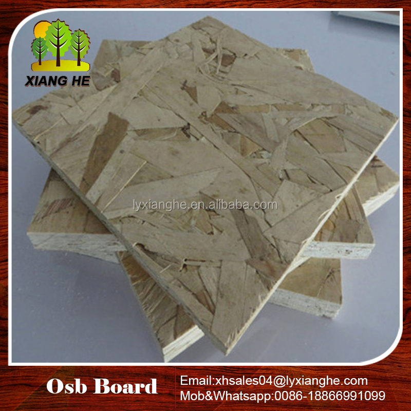 Made in China interior decoration osb board in sales Manufacturer in China