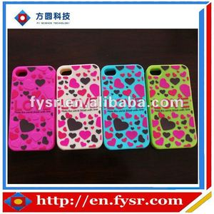 Hot stylish waterproof tablet silicone cover
