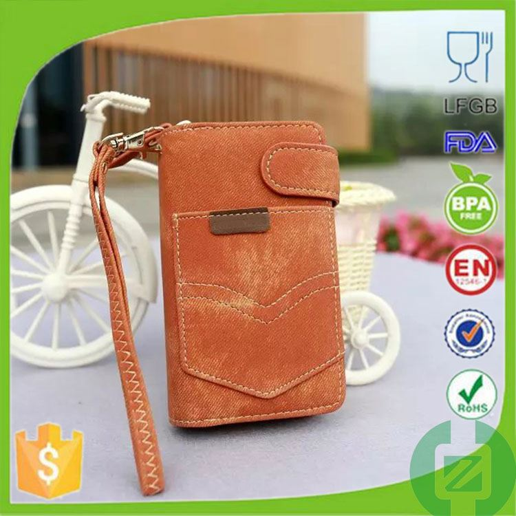 online shopping leather 5.5 inch android phone case