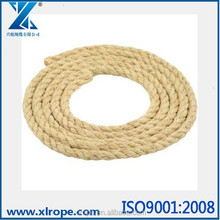 Manila rope offered to various marine and offshore industries