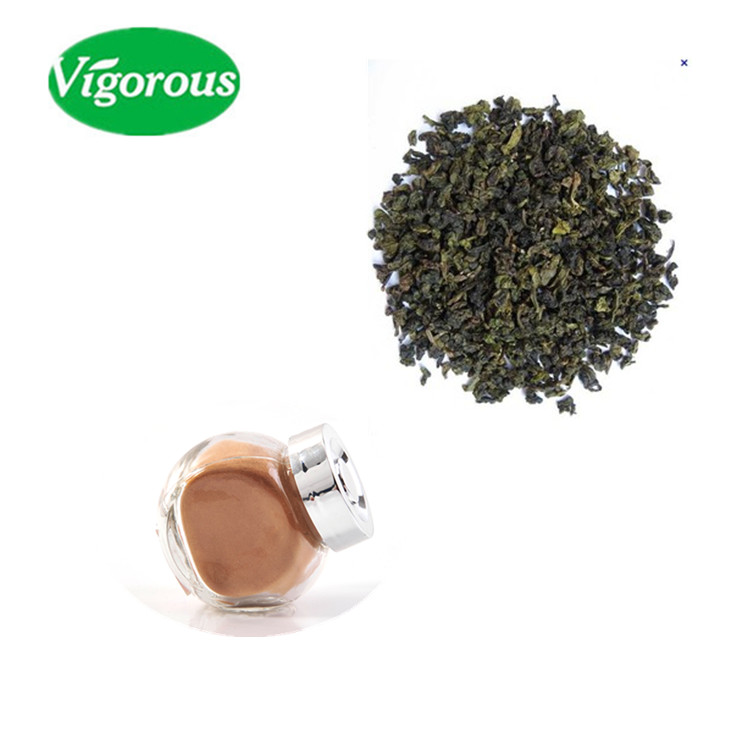 Low PAHs Pure Natural For Slimming Instant Oolong Tea Extract Powder