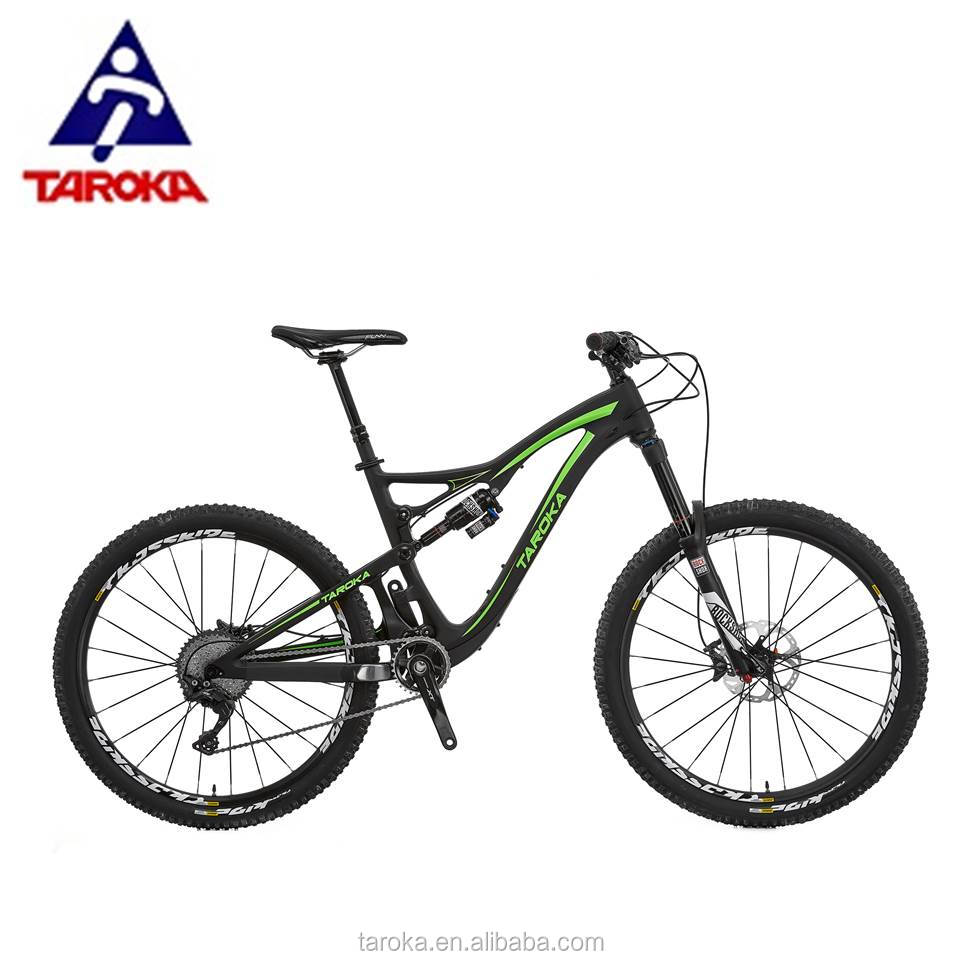OEM 27.5 INCH DEORE XT 11 SPD ROCKSHOX CARBON MTB FULL SUSPENSION MOUNTAIN BIKE