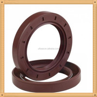 rubber shaft seals customized oil sealing