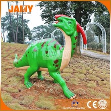 Outdoor Resin Cartoon dinosaurs Statue /Sculpture for Sale
