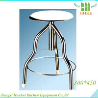 Cheapest and hottest stainless steel adjustable lab stool