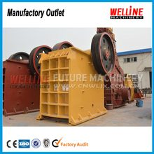 WELLINE best sale apatite crushing plant