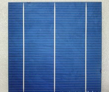 High efficiency 156*156, 6'' 2BB/3BB polycrystalline solar cell made in China