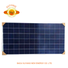 Chinese 300W 72cells poly solar panels cheap price