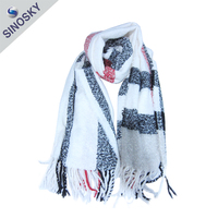 High quality spring winter fashion Bamboo Viscose Scarves