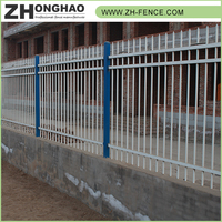 China Suppliers Wholesale White Wrought Iron Fence Panels