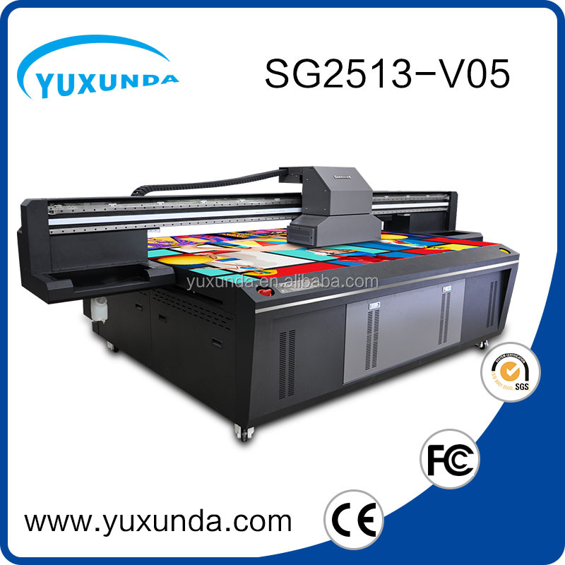 3d uv digital mini uv printer with spot varnish printing