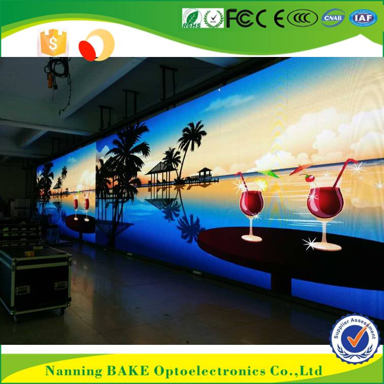 Video function p1.9 p2.5 p3 p3.9 p4 p5 flexible hd indoor p2.5 led video wall