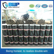 New types roof materials 4mm asphalt Glass tire SBS/APP waterproof membrane