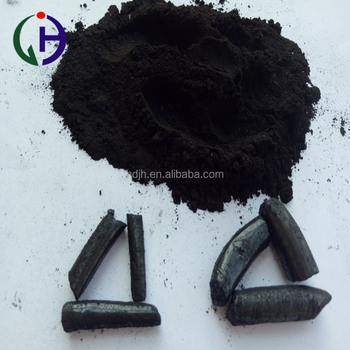 Softening point 120-130 modified coal tar pitch used in Taphole clay
