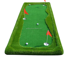 1.5*3.0m two-layer portable golf putting green