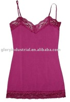 ladies lace camisole fashion