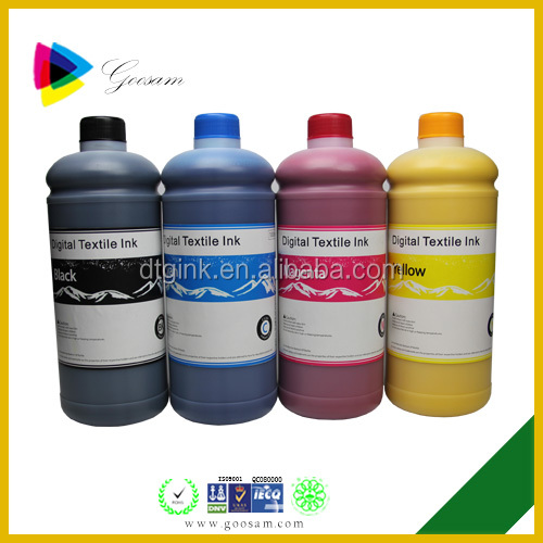 White DTG Textile ink for Epson Surecolor F7000 Printer