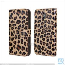 Wholesale Leather Shockproof Case for Samsung Galaxy S4 Mini P-SAMI9190SPCA001