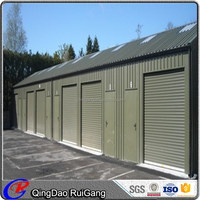 Steel Structure Prefabricated Warehouses Building Design