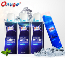 Hot Sale Free Sample Bad Breath Natural Cure Whitening Toothpaste