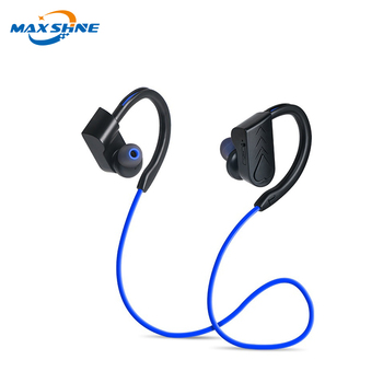 Maxshine latest design mini wireless blue tooth earbuds 2018, best blue tooth sport headphone