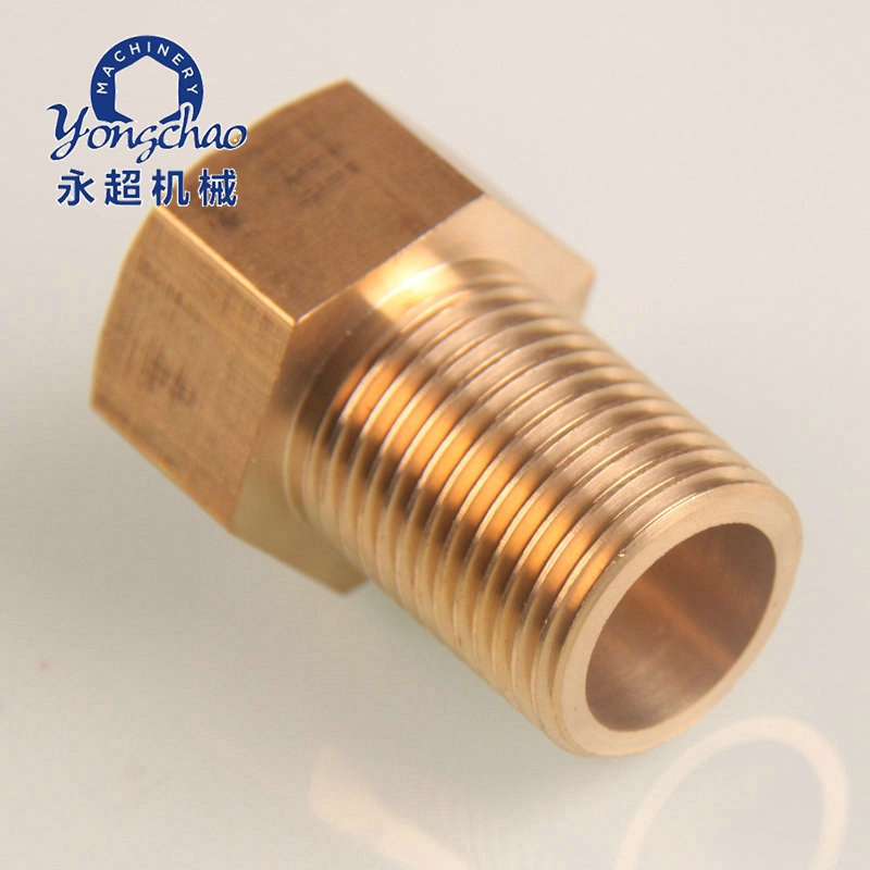 wholesale pipe fitting durable female and male hexagon brass union